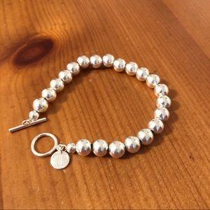 Talbots Sterling Silver Bracelet